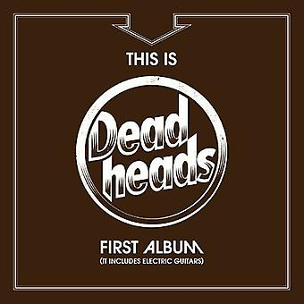 Deadheads - This Is the Deadheads First Album [CD] USA import