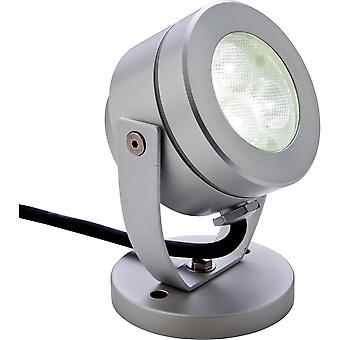FIRSTLIGHT Aluminium Oberfläche LED Teich Spotlight
