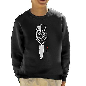 The Dishonored One Corvo Attano Godfather Kid's Sweatshirt