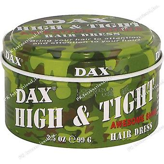 Dax High & Tight Awsome Shine Green 3,5Oz (Capillaire , Produits coiffants , Traitements)