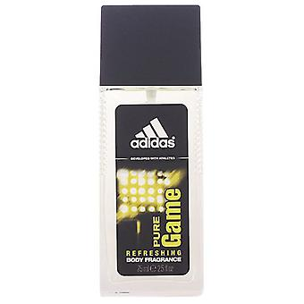 Adidas Game Pure Fragrance Body Vapo 75 Ml (Man , Perfumes , Perfumes)