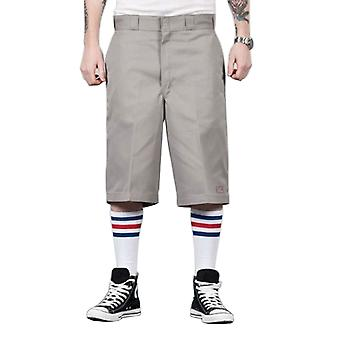 DICKIES - 13 ' multi-tasca lavoro breve - argento Dickies42283 Mens Classic Shorts