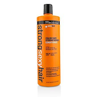 Sexy Hair Concepts Strong Sexy Hair Strengthening Nourishing Anti-Breakage Conditioner - 1000ml/33.8oz
