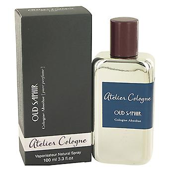 Atelier Cologne Oud Saphir Pure Perfume Spray 100ml/3.3oz