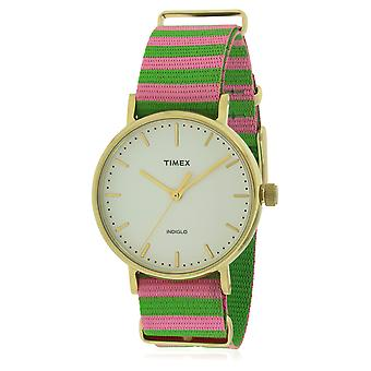 Timex Weekender Fairfield Nylon Ladies Watch TW2P91800