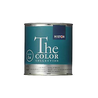 Histor The Color Collection acryl mat basis Ln 0,5 l