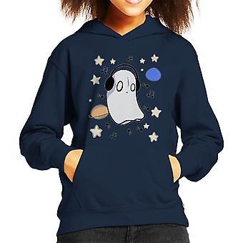 Undertale Napstablook Kid's Hooded Sweatshirt