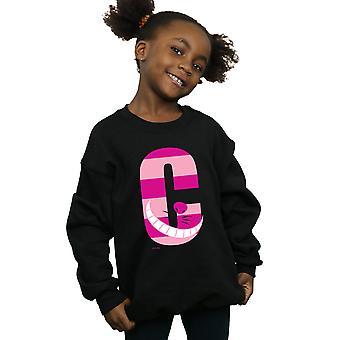 Disney Girls alfabeto A é para Alice Sweatshirt