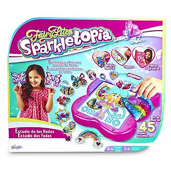 Famosa Study Sparkletopia Las Hadas (Babies and Children , Toys , Educative And Creative)