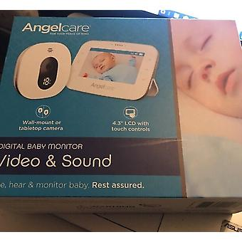 ANGELCARE Babyphone Video mit 4,3