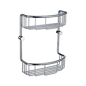 Studio Soap Basket Straight 2 Level NK377