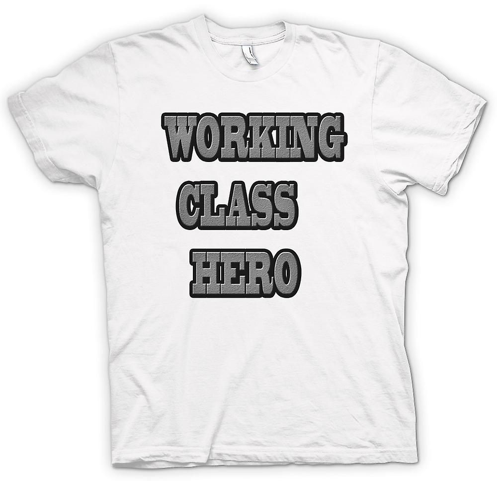 Mens t-shirt - Working Class Hero - Lennon