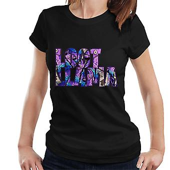 Fortnite plyndre Llama tekst klippe ud dame T-Shirt