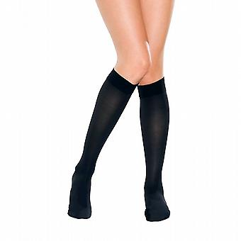 Therafirm Compression Knee Highs For Men And Women [Style AB10] Sand  S