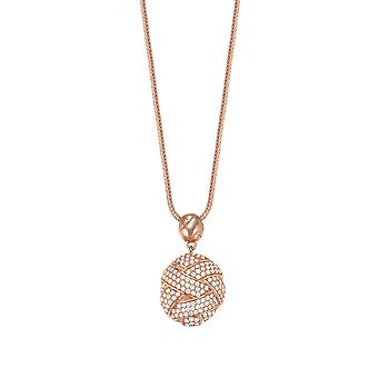 ESPRIT ladies chain stainless steel Rosé Lílaia ESNL02752C800