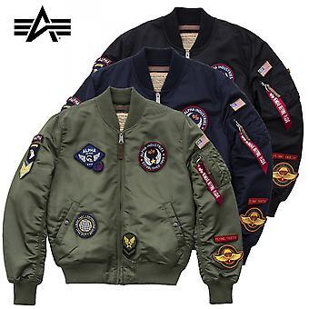 Alpha industries MA-1 jacket VF DIY