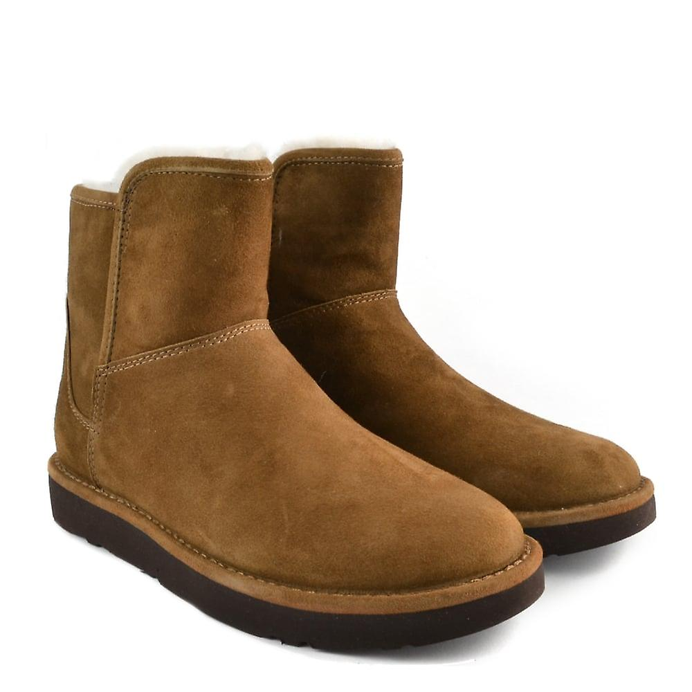 Ugg Abree Mini Lux Classic Bruno Suede Boot