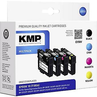 KMP Ink replaced Epson T1801, T1802, T1803, T1804, 18 Compatible