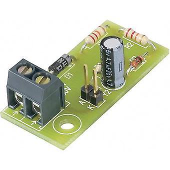 LED electronic ballast PCB 230 V AC 2 mA Conrad Components