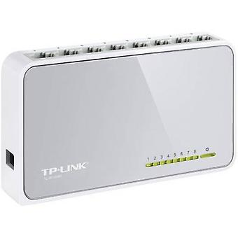 TP-LINK TL-SF1008D Network RJ45 switch 8 ports 100 Mbps