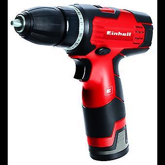 Einhell TH-CD 12-2 Li Cordless drill 12 V 1.3 Ah Li-ion incl. rechargeables, incl. case