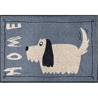 Doggy style home 50 x 75 cm washable floor mat wash + dry
