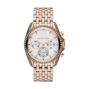 Michael Kors MK5836 Pressley Rosé-Gold Damenuhr