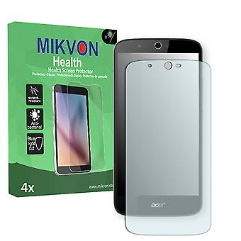 Acer Liquid Zest Plus Screen Protector - Mikvon Health (Retail Package with accessories)