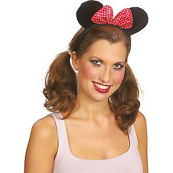 MacIE headband small accessories Carnival Halloween mouse