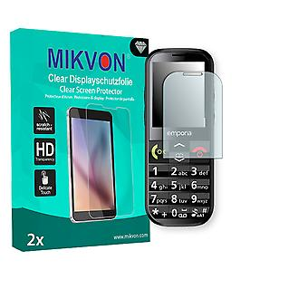 Emporia ECO Screen Protector - Mikvon Clear (Retail Package with accessories)
