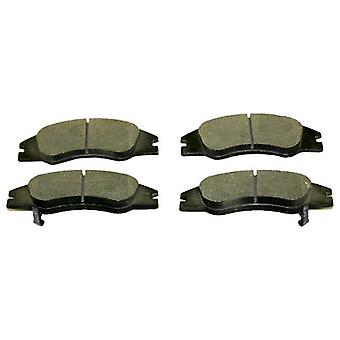 Monroe CX1074 Ceramic Premium Brake Pad Set