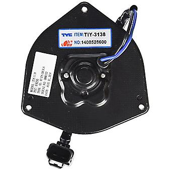 TYC 630250 Toyota Corolla Replacement Condenser Cooling Fan Motor