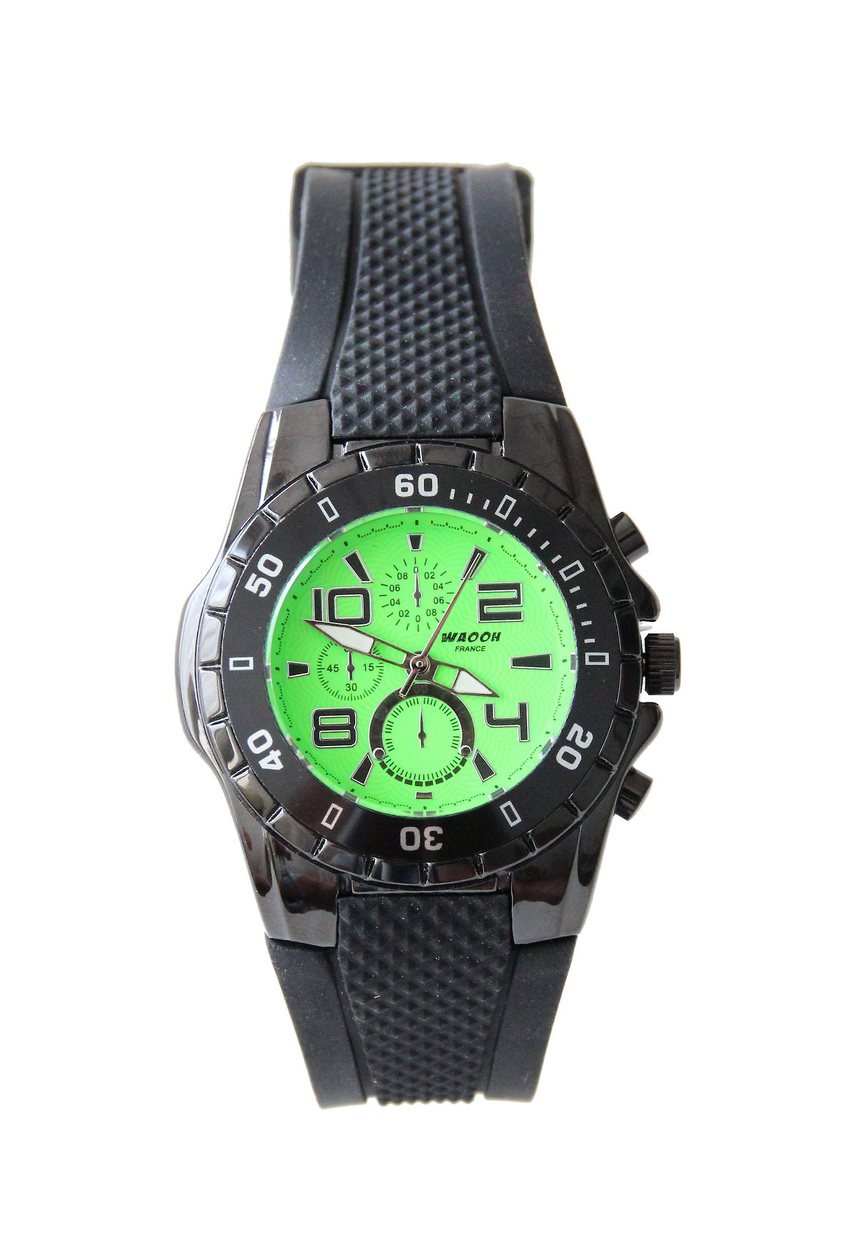 Waooh - Silicone Sports Watch