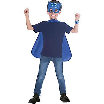 PJ Masks Catboy Cape Set - Child Costume