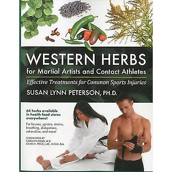 Western Herbs for Martial Artists and Contact Athletes - Effective Tre
