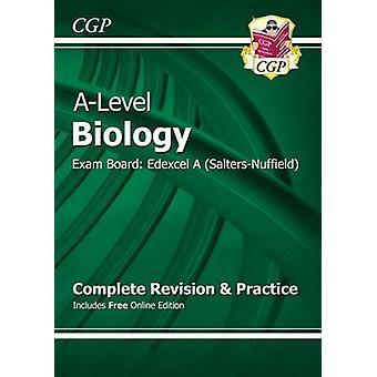 Nenew A-Level Biologie - Edexcel A Jahr 1 & 2 Totalrevision & Pract