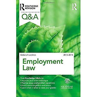Questions emploi loi 2013-2014 (Questions / réponses)