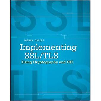 Wdrożenie protokołu SSL/TLS przy użyciu kryptografii i PKI