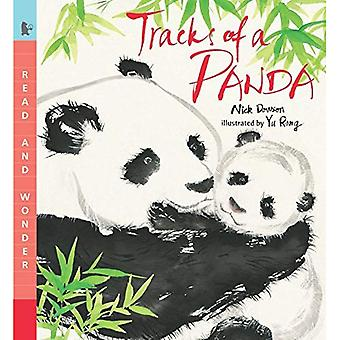 Tracks of a Panda (Read and Wonder (Paperback))