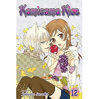 Kamisama Kiss, volumen 12