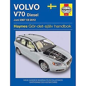 Volvo V70 Owners Workshop Manual 2016