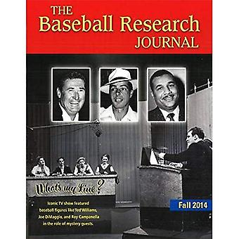 The Baseball Research Journal Volume 43 #2 (Baseball Research Journal (BRJ))