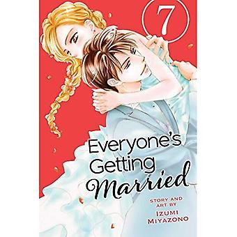 Allas gifta, Vol. 7 (alla är gifta)