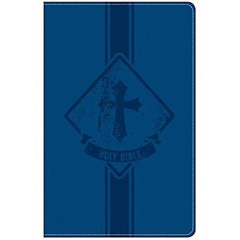 KJV Kids Bible, Royal Blue� Leathertouch