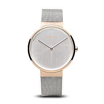 Bering Quartz analoge horloge met stalen band 14539-060