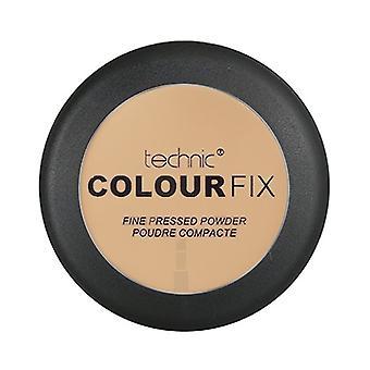 Technic Colour Fix Fine Pressed Powder ~ Sorrel