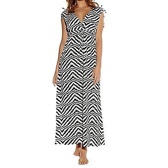 Fantasie Montego Bay Fs5981 Maxi Beach Dress One Size (10-14)