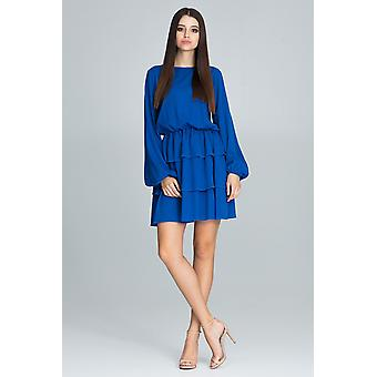 FIGL ladies dress blue