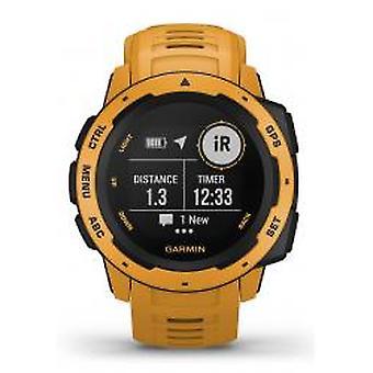 Garmin Garmin Instinkt Gelb Smartwatch (010-02064-03)