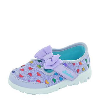 Dzieci Skechers Skechers dzieci iść na spacer - Bitty serca 81162N